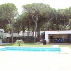 Отель Villa Mayorazgo бассейн фото 3