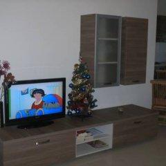 Апартаменты Garden View Apartment Меллиха в номере фото 2