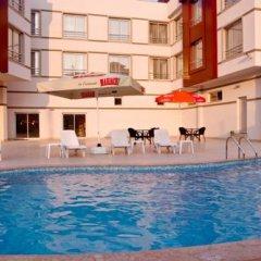 Tuna Hotel Турция, Атакой - отзывы, цены и фото номеров - забронировать отель Tuna Hotel онлайн бассейн фото 2