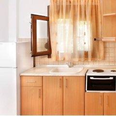 Апартаменты Katerina-Maria Studios & Apartments ванная
