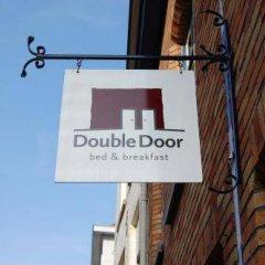 Отель B&B Double Door Брюгге балкон