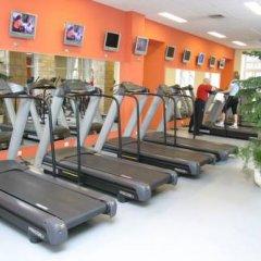 Гостиница Apart-Hall фитнесс-зал фото 2