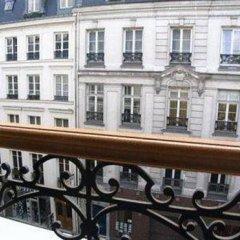 Отель Monte-Carlo Франция, Париж - 11 отзывов об отеле, цены и фото номеров - забронировать отель Monte-Carlo онлайн балкон