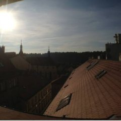 Отель Dlouha Чехия, Прага - отзывы, цены и фото номеров - забронировать отель Dlouha онлайн балкон
