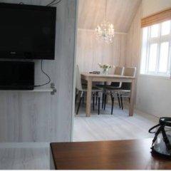 Апартаменты Bergen Apartments Берген комната для гостей фото 5