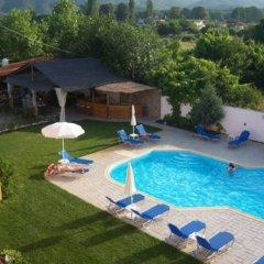 Vamvini Hotel бассейн фото 3