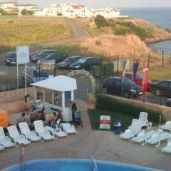 Отель Grand Sirena Болгария, Равда - отзывы, цены и фото номеров - забронировать отель Grand Sirena онлайн пляж фото 2