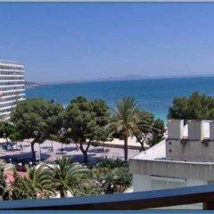 Отель Marina Palmanova Apartamentos Испания, Пальманова - отзывы, цены и фото номеров - забронировать отель Marina Palmanova Apartamentos онлайн пляж фото 2