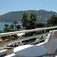 Отель Best Beach Аланья балкон