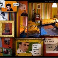 Stray Cat Hostel интерьер отеля