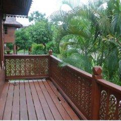 Отель Sasithorn Garden View Resort балкон