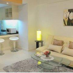 Апартаменты Duplex 21 Apartment Бангкок комната для гостей фото 2
