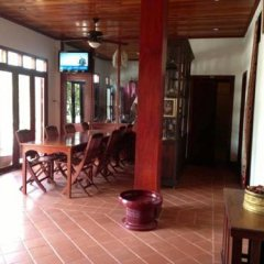 Отель Pangkham Lodge питание фото 2
