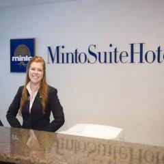 Отель Minto Suite Hotel Канада, Оттава - отзывы, цены и фото номеров - забронировать отель Minto Suite Hotel онлайн интерьер отеля фото 3