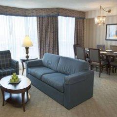 Отель Minto Suite Hotel Канада, Оттава - отзывы, цены и фото номеров - забронировать отель Minto Suite Hotel онлайн комната для гостей фото 3