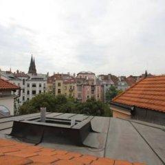 Апартаменты Italska Apartment балкон