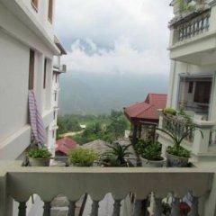 Отель White Lotus балкон