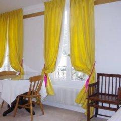 Hotel Villa Escudier Булонь-Бийанкур в номере фото 2