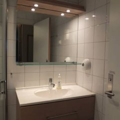 Отель Myrkdalen Fjellandsby ванная