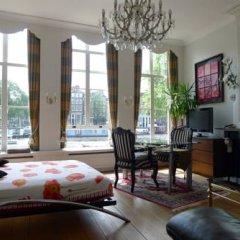 Отель Amstel Canal Guest House Нидерланды, Амстердам - отзывы, цены и фото номеров - забронировать отель Amstel Canal Guest House онлайн комната для гостей фото 2