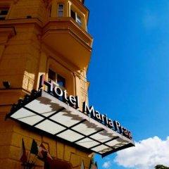 Falkensteiner Hotel Maria Prag балкон