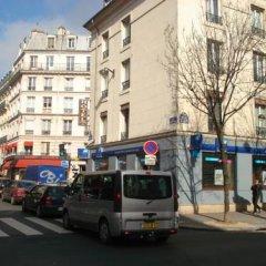 Отель Metropole La Fayette городской автобус