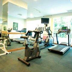 Отель Chaidee Mansion Бангкок фитнесс-зал фото 4