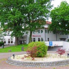 Отель Leonardo Hamburg Airport Гамбург фото 4