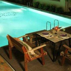 Отель Cabine De Plage бассейн