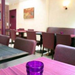 Отель Hôtel Habituel питание фото 2