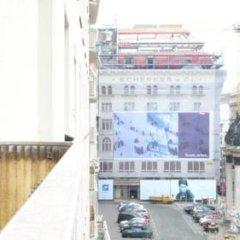 Отель Bella Vienna City Apartments Австрия, Вена - отзывы, цены и фото номеров - забронировать отель Bella Vienna City Apartments онлайн балкон
