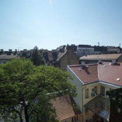Отель Corvin Suite Венгрия, Будапешт - отзывы, цены и фото номеров - забронировать отель Corvin Suite онлайн балкон