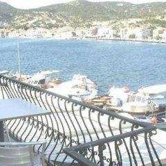 Mimoza Hotel Турция, Фоча - отзывы, цены и фото номеров - забронировать отель Mimoza Hotel онлайн приотельная территория фото 2