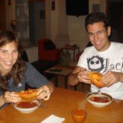 Hostel Lit Guadalajara гостиничный бар