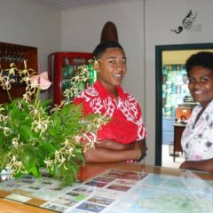 Отель Savusavu Hot Springs Hotel Фиджи, Савусаву - отзывы, цены и фото номеров - забронировать отель Savusavu Hot Springs Hotel онлайн спа фото 2
