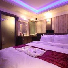 Отель Jongno Abueson Hotel Южная Корея, Сеул - отзывы, цены и фото номеров - забронировать отель Jongno Abueson Hotel онлайн комната для гостей фото 5