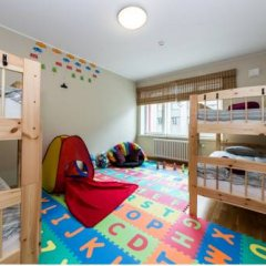 Апартаменты Parkers Boutique Apartments детские мероприятия