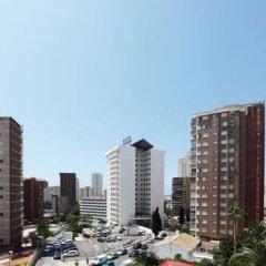 Отель Apartamentos Benimar Испания, Бенидорм - отзывы, цены и фото номеров - забронировать отель Apartamentos Benimar онлайн фото 2