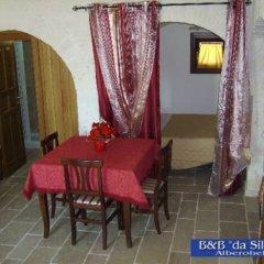 Отель B&B Da Silvana Альберобелло интерьер отеля фото 2