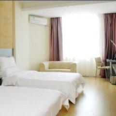 Отель City Exquisite Hotel (Xiamen Dongdu) Китай, Сямынь - отзывы, цены и фото номеров - забронировать отель City Exquisite Hotel (Xiamen Dongdu) онлайн комната для гостей фото 4