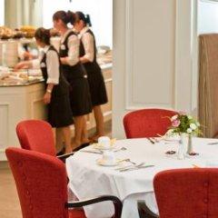 Отель Grand Casselbergh Брюгге питание фото 2