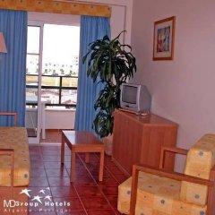 Апартаменты Alagoa Azul Apartments удобства в номере