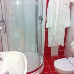 Отель Shafran Донецк ванная