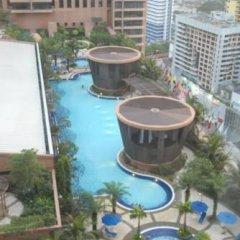 Отель Kl Millennium Apartment at Times Square Малайзия, Куала-Лумпур - отзывы, цены и фото номеров - забронировать отель Kl Millennium Apartment at Times Square онлайн фото 4