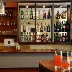 Отель Grand Felix Краков гостиничный бар