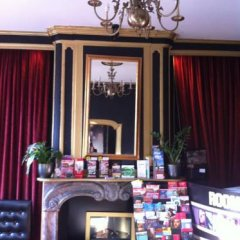 Отель Heart Of Amsterdam Амстердам гостиничный бар