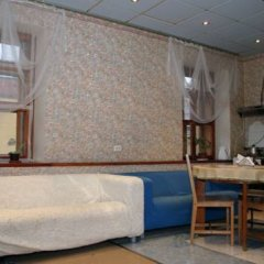 Yulana Hostel On Orlovskiy интерьер отеля