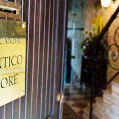 Отель Locanda Antico Fiore Италия, Венеция - отзывы, цены и фото номеров - забронировать отель Locanda Antico Fiore онлайн питание