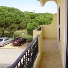 Отель Villa Saunter балкон