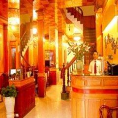 Отель Maison Dhanoi Boutique Ханой интерьер отеля